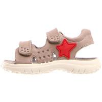 Buty Dziecko Sandały Naturino 502451 01 Beżowy