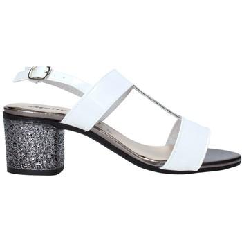 Buty Damskie Sandały Melluso H037095 Biały