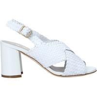 Buty Damskie Sandały Melluso HS536 Biały