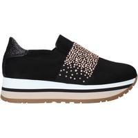 Buty Damskie Tenisówki Grace Shoes GLAM007 Czarny