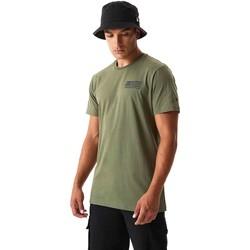 tekstylia Męskie T-shirty i Koszulki polo New-Era 12590874 Zielony