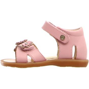 Buty Dziecko Sandały Naturino 502671 01 Różowy