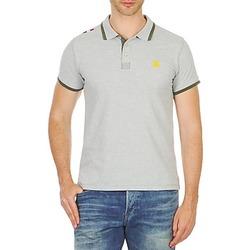 tekstylia Męskie Koszulki polo z krótkim rękawem A-style LIVORNO Szary