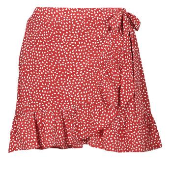 tekstylia Damskie Spódnice Betty London OLINDA Czerwony / Biały