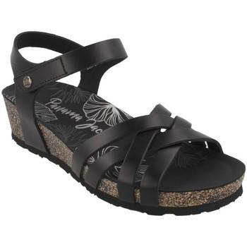 Buty Damskie Sandały Panama Jack  Negro