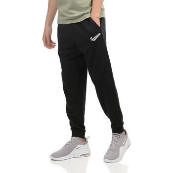 tekstylia Męskie Spodnie dresowe Converse Nova Jogger Ft Czarny