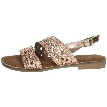 Buty Damskie Sandały Marco Tozzi 2-28159-36 pudrowyróżowy