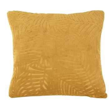 Dom Poduszki Present Time PALM LEAVES Caramel