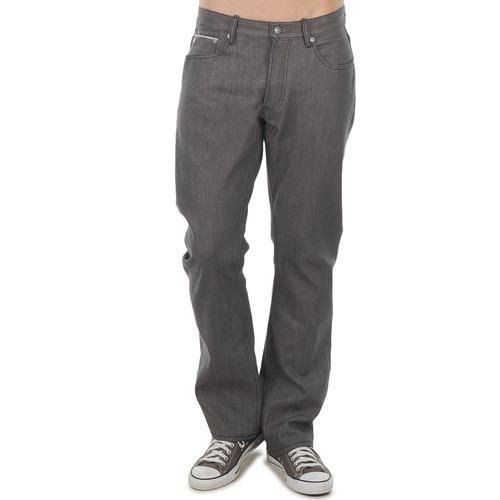 Ünkut Two Szary - Bezpłatna Dostawa- Tekstylia Jeansy Straight Leg Meskie 25950 Najniższa Cena