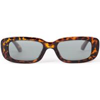 Zegarki & Biżuteria  Męskie okulary przeciwsłoneczne Jacker Sunglasses Brązowy