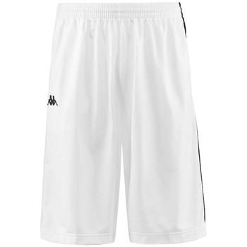 tekstylia Męskie Szorty i Bermudy Kappa Banda Treadwell Shorts Biały