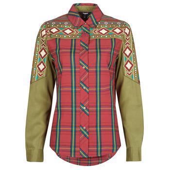 tekstylia Damskie Koszule Desigual LOTTIE DOD Wielokolorowy