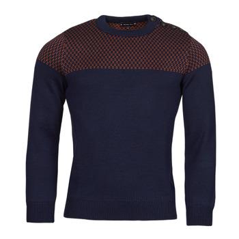 tekstylia Męskie Swetry Armor Lux PULL MARIN REVISITE Niebieski
