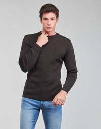 tekstylia Męskie Swetry Armor Lux FOUESNANT Brązowy