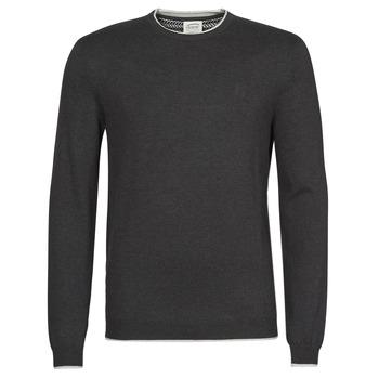 tekstylia Męskie Swetry Oxbow N2PERONI Czarny