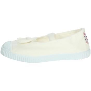 Buty Dziewczynka Baleriny Cienta 73997 'Biały