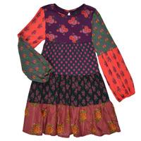 tekstylia Dziewczynka Sukienki krótkie Desigual CELIA Wielokolorowy