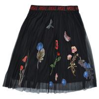tekstylia Dziewczynka Spódnice Desigual ANDREA Czarny