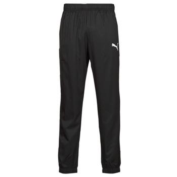 tekstylia Męskie Spodnie dresowe Puma ESS ACTIVE WOVEN PANT Czarny