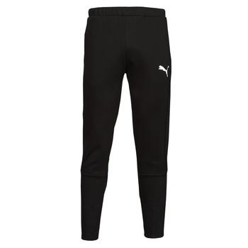 tekstylia Męskie Spodnie dresowe Puma EVOSTRIPE CORE FZ PANT Czarny