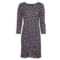 tekstylia Damskie Sukienki krótkie One Step FT30161 Niebieski