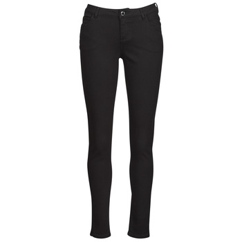 tekstylia Damskie Spodnie z pięcioma kieszeniami Morgan PETRA Czarny