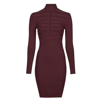 tekstylia Damskie Sukienki krótkie Morgan RMENTO Bordeaux