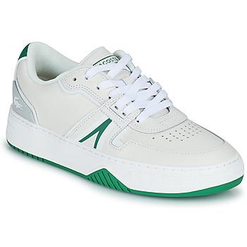 Buty Damskie Trampki niskie Lacoste L001 0321 1 SFA Biały / Zielony