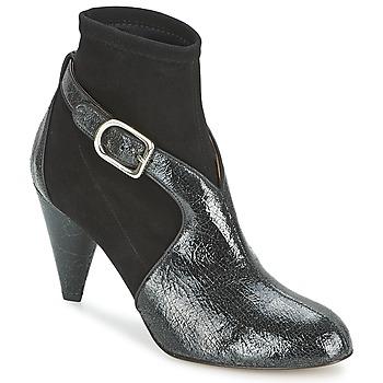 Buty Damskie Low boots Sonia Rykiel 697859-B Czarny