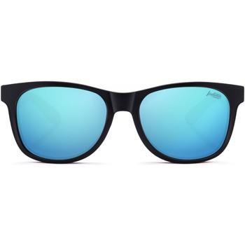 Zegarki & Biżuteria  okulary przeciwsłoneczne The Indian Face Arrecife Czarny