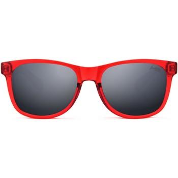 Zegarki & Biżuteria  okulary przeciwsłoneczne The Indian Face Arrecife Czerwony
