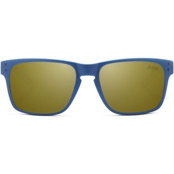 Zegarki & Biżuteria  okulary przeciwsłoneczne The Indian Face Freeride Niebieski