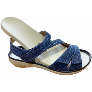 Buty Damskie Sandały Calzaturificio Loren LOQ6973blu blu