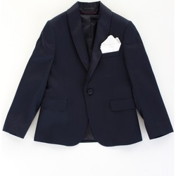 tekstylia Chłopiec Garnitury App4Kids APP27715 Niebieski