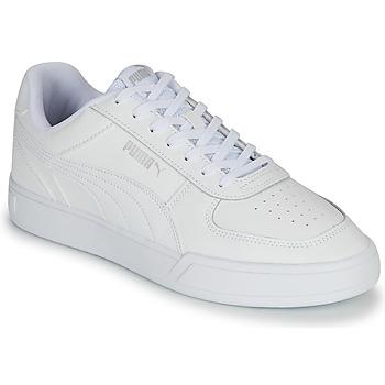 Buty Męskie Trampki niskie Puma CAVEN Biały