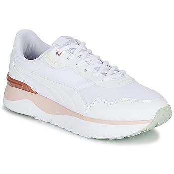 Buty Damskie Trampki niskie Puma R78 VOYAGE Biały / Różowy
