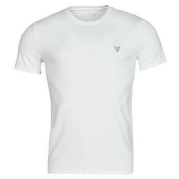 tekstylia Męskie T-shirty z krótkim rękawem Guess CN SS CORE TEE Biały