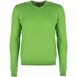 tekstylia Męskie Swetry Roberto Cavalli  Zielony