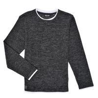 tekstylia Chłopiec T-shirty z długim rękawem Deeluxe MONAN Czarny
