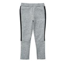 tekstylia Chłopiec Spodnie dresowe Puma EVOSTRIPE PANT Szary