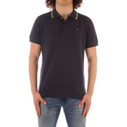 tekstylia Męskie Koszulki polo z krótkim rękawem Refrigiwear PX9032-T24000 Niebieski