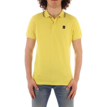 tekstylia Męskie Koszulki polo z krótkim rękawem Refrigiwear PX9032-T24000 Zielony