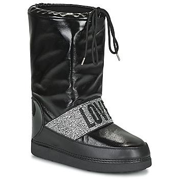 Buty Damskie Śniegowce Love Moschino JA24042G1D Czarny