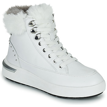 Buty Damskie Śniegowce Geox DALYLA Biały