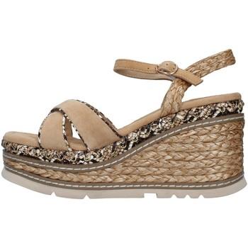 Buty Damskie Sandały Alma En Pena V21501 Beżowy