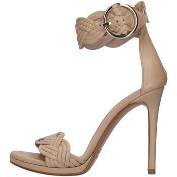 Buty Damskie Sandały Albano 4114 Beżowy