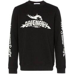 tekstylia Męskie Bluzy Givenchy BM700L30AF Czarny