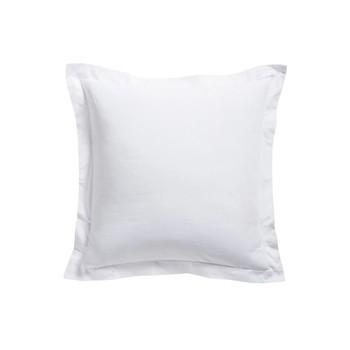 Dom Poszewka na poduszkę, poduszka wałek Today TODAY 57 FILS Biały