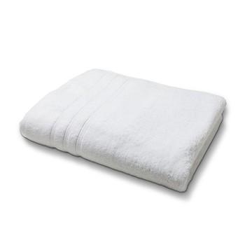Dom Ręcznik i rękawica kąpielowa Today TODAY 500G/M² Biały