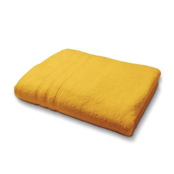 Dom Ręcznik i rękawica kąpielowa Today TODAY 500G/M² Żółty